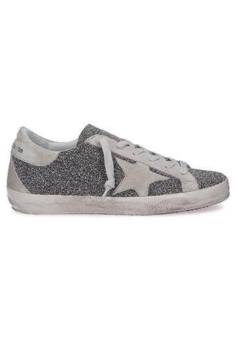 Golden Goose / Sneakers Superstar Crystal