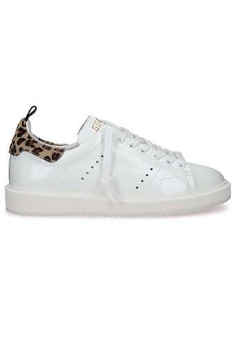 Golden Goose / Sneakers Starter, léopard