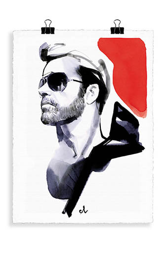 Image Republic / Portrait George Michael G3