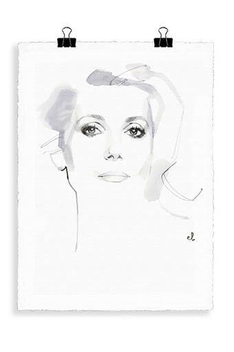 Image Republic / Portrait Catherine Deneuve D3