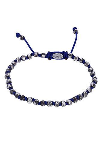 M.Cohen / Bracelet The Ether bleu