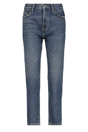 Current Elliott / The vintage cropped slim jean