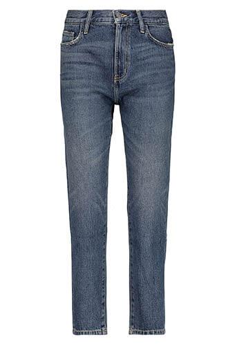 Current Elliott / The vintage cropped slim jean