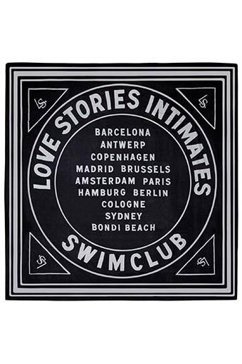 Love Stories / Paréo Towel