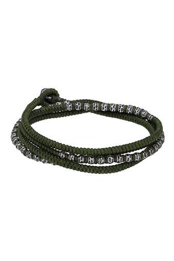 M.Cohen / Bracelet Wrap Kaki