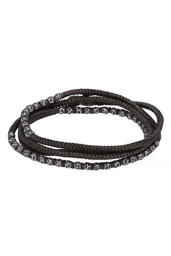 M.Cohen / Bracelet Wrap Taupe