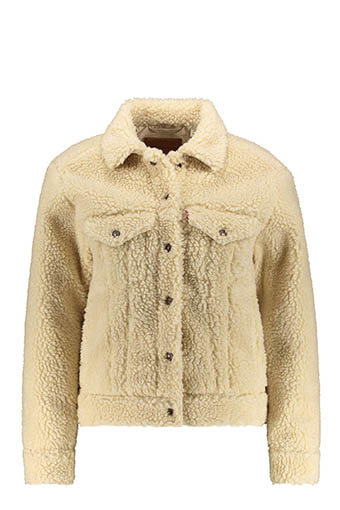 Levi's / Veste All Over Sherpa Trucker