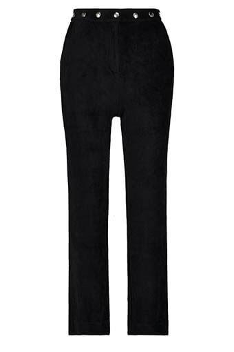 Alexa Chung / Popper Detail Tracksuit Pants