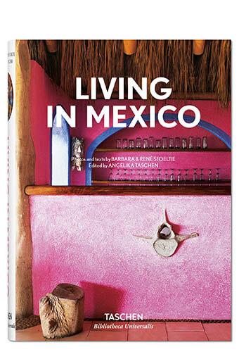 Taschen / Living in Mexico