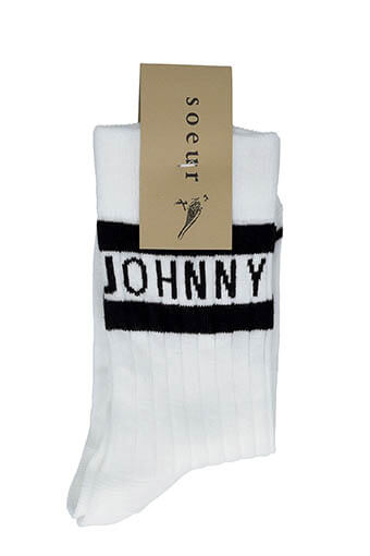 Soeur / Chaussettes Evra  Johnny