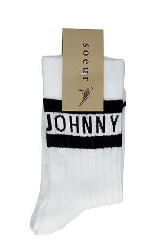 Soeur / Chaussettes Evra  Johnny