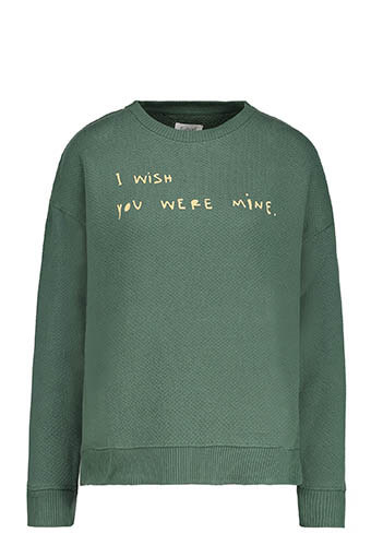 Swildens / Sweat-shirt I Wish You Were Mine 1