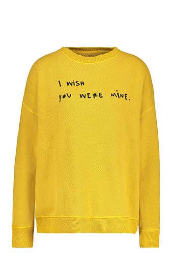Swildens / Sweat-shirt I Wish You Were Mine 2