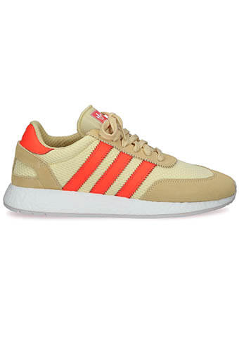 Adidas Originals / I-5923 bandes orange fluo
