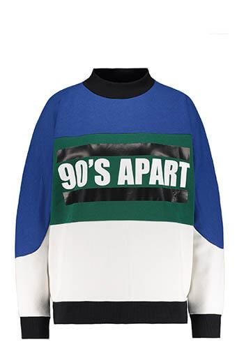 Maison Père / Sweat-shirt Jersey 90's apart