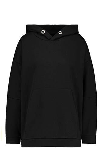 Margaux Lonnberg / Sweat-shirt à capuche, noir