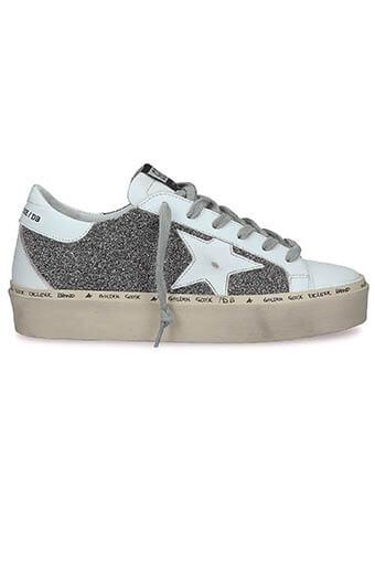 Golden Goose / Sneakers Hi Star Crystal