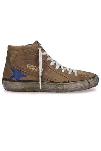 Golden Goose / Sneakers Slide Sand Mud