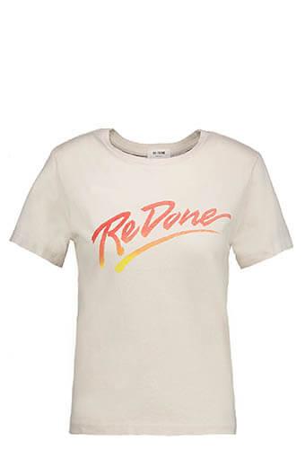 Re / Done / Tee-shirt ReDone
