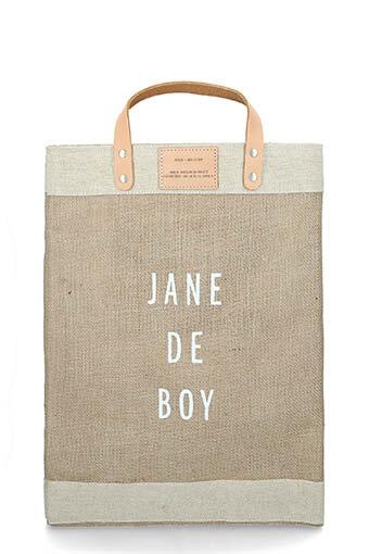 Apolis  / Sac Equitable Jane de Boy