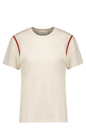 Frame Denim / Tee shirt Coup de Foudre