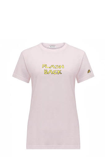 Bella Freud / Tee shirt Flash Back