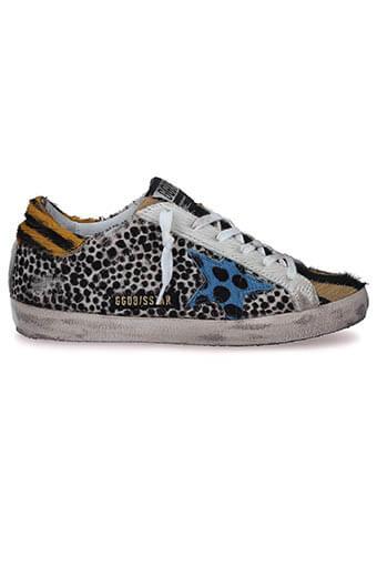Golden Goose / Sneakers Superstar Horsy Patch
