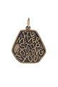 Catherine Michiels / Large Lenny bronze on silk 4,8 gr