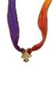 Catherine Michiels / Bracelet Charm Roots en bronze