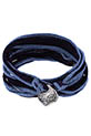 Catherine Michiels / Bracelet Charm Zinnia en argent