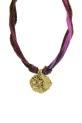 Catherine Michiels / Bracelet Charm La Roulotte en  bronze