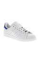 Adidas Originals Stan Smith vintage white patch bleu