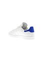 Adidas Originals / Stan Smith vintage white patch bleu