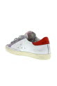 Golden Goose / Sneakers Superstar violet star