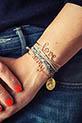 Atelier Paulin / Bracelet exclusif Ferret en or