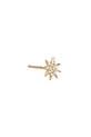 Anine Bing / Diamond star Earring