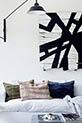 Maison de Vacances / Coussin Vice Versa Jacquard Spray & Dye  30 x 50