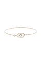 Pascale Monvoisin / Bracelet Orso n°1 Moonstone