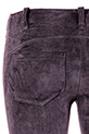Stouls / Pantalon en agneau velours plume Jagger