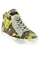 Golden Goose / Sneakers Francy Palm Printed