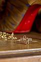 Atelier Paulin / Bracelet Aloha en fil de cuivre doré à l'or fin