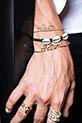 Atelier Paulin / Bracelet Love en fil goldfilled 14k torsadé
