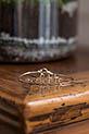 Atelier Paulin / BraceletSweet en fil de cuivre doré à l'or fin