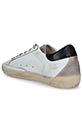 Golden Goose /  Sneakers Superstar, languette paillettée