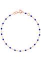 Gigi Clozeau / Bracelet or rose et perles de résine