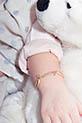 Atelier Paulin / Bracelet amour cordon de soie