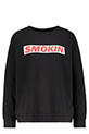 6397 Sweatshirt Smokin Black