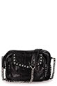 Claris Virot Sac  Charly noir clous