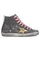 Golden Goose / Sneakers Francy grises