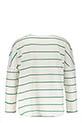 Margaux Lonnberg / Tee-shirt Inès Green Stripes